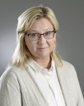 STT:n uutispäätoimittaja Minna Holopainen