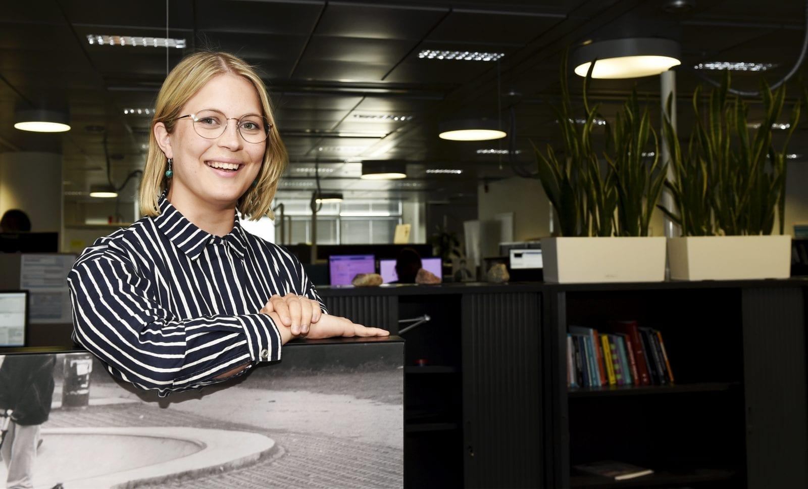 STT:n uusi EU-kirjeenvaihtaja on Heta Hassinen, joka työskentelee Helsingin toimituksessa politiikan ja talouden erikoistoimittajana.