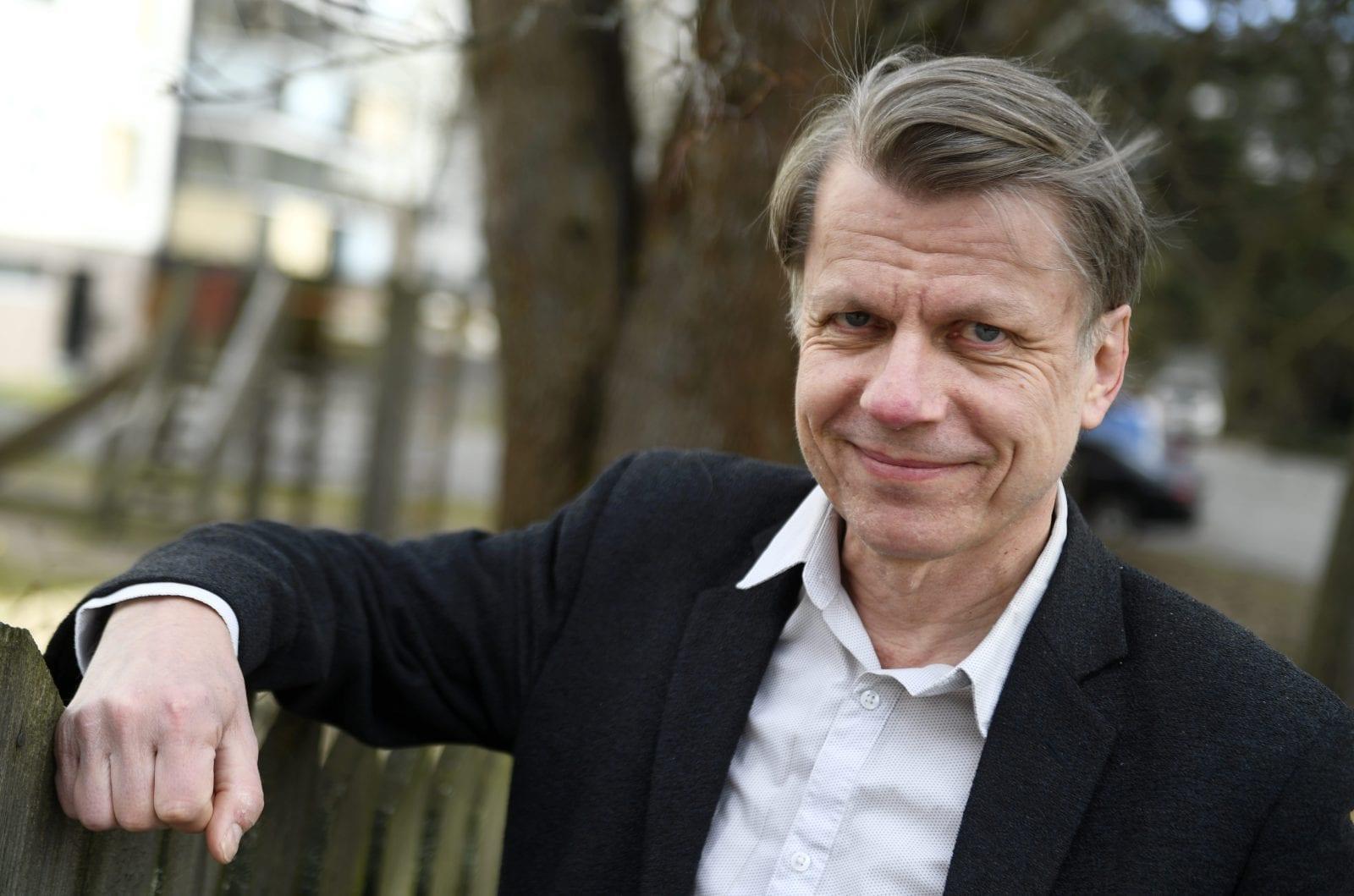 Valokuvaaja Heikki Saukkomaa.