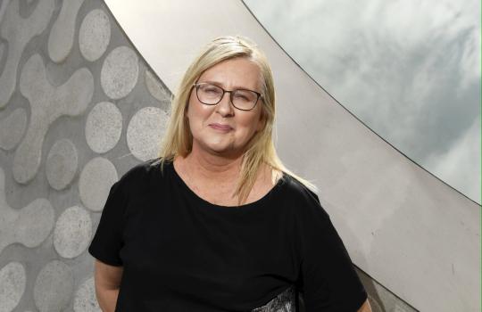 STT:n vastaava päätoimittaja Minna Holopainen